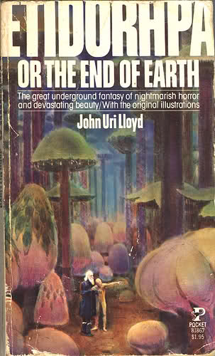 Etidorhpa or the end of the earth John Uri Lloyd 1897 365