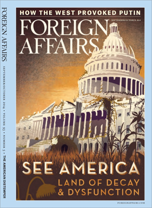 foreign affairs Foreign affairs: foreign affairs, journal of international relations, published in new york city six times a year, one of the most prestigious periodicals of its kind in the world.