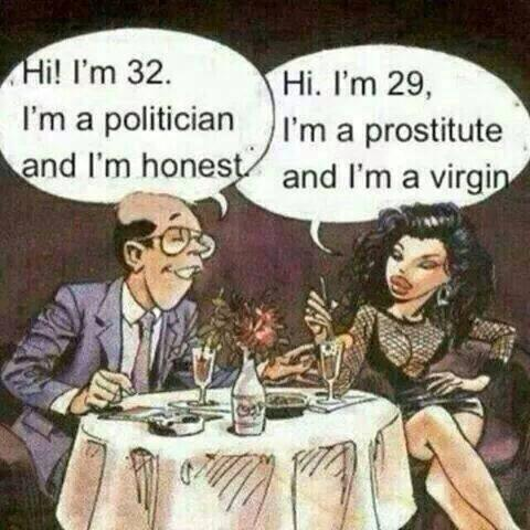 Poliyicus--prostitue